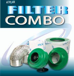 Cheap Active Air 4016 Filter Combo (AC4016C)