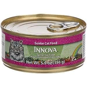 Innova Senior Cat Food Canned