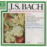 Bach: Brandenburg Concertos Nos. 1, 3, 4