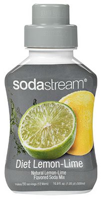 Sodastream Water Flavors front-452009