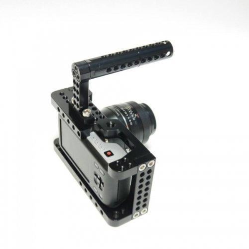 Gini Rigs The Rex Cage with Top Handle (for BMPC)