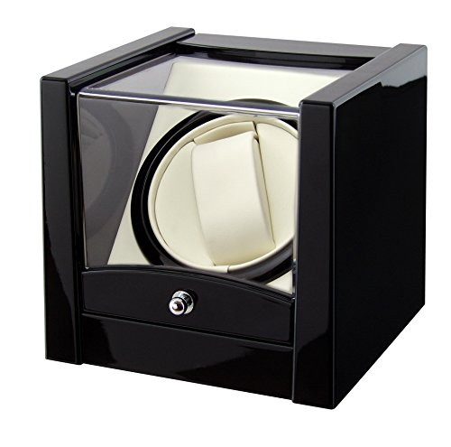 time-tutelary-automatic-single-watch-winder-black-gloss-ka079