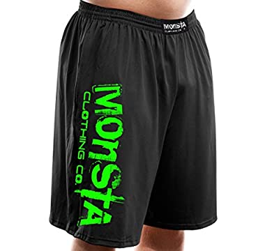 Monsta Clothing Co. Men's Monsta: Signature (SRT31) Shorts