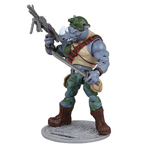Teenage Mutant Ninja Turtles Classic Collection Rocksteady Action Figure (Ninja Turtles Action Figures 1988 compare prices)
