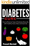 Diabetes Cure: How to Reverse Type 2 Diabetes Naturally with Healthy Food, Diet, and Exercise (Diabetes Diet - Your Ticket to Beating this Disease Naturally and Effectively) (English Edition)