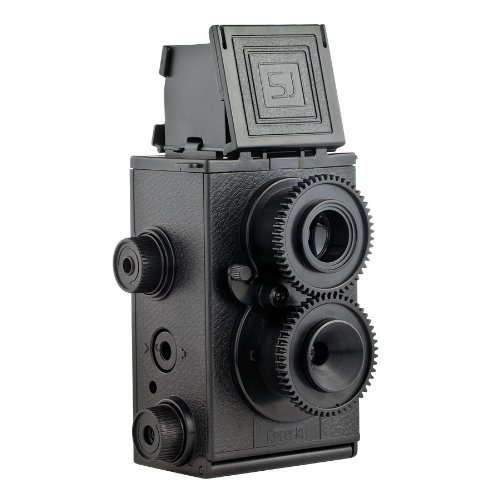 Why Should You Buy Genuine Recesky 35mm Lomo TLR Camera DIY KIT (GakkenFlex clone) with Assemble Too...