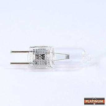 50W G6.35 Bi-Pin Halogen Bulb