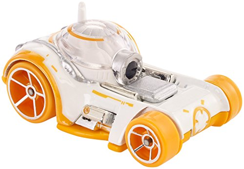 Hot Wheels Star Wars: The Force Awakens BB-8 Character Car