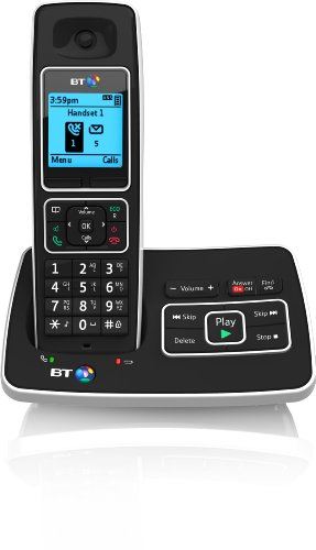 BT 6500 Cordless DECT Phone with Answer Machine and Nuisance Call Blocking images