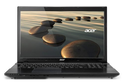 Acer Aspire V3-772G-7616 17.3-Inch Laptop (Sophisticated Black)
