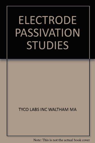 electrode-passivation-studies