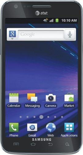 Samsung Galaxy S II Skyrocket 4G Android Phone (AT&T)