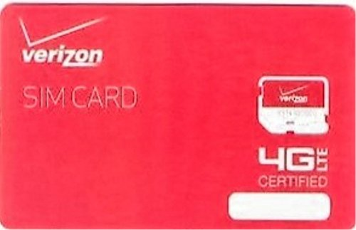 $45 Verizon Prepaid Micro Simcard First Month Included