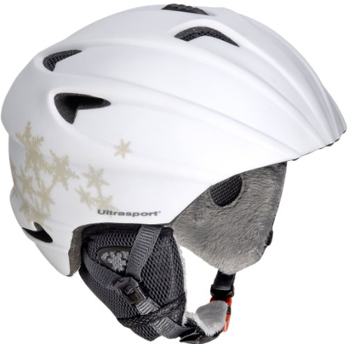 Ultrasport High-End Inmold Technologie Ski-/Snowboardhelm PRO Race Max. Edition