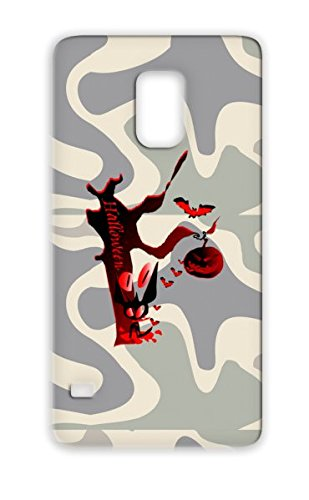 Tpu Cat Horror Halloween Party October Holidays Pum Tree Happy Animation Occasions Horror Animal Halloween Graphic Art Bats Animation Fantasy Events Holidays Illustration Protective Hard Case For Sumsang Galaxy S5 Red Season