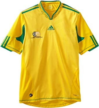 Africa Cup of Nations - The Best and Worst Kits you'll see ...  South Africa Soccer Jersey