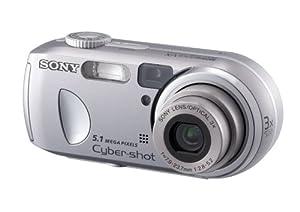 Sony DSC-P93 Cyber-shot Digitalkamera (5,1 Megapixel)