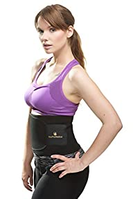 Waist Trimmer Belt-Weight Loss Band-S…