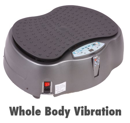 Whole Body Vibration Fitness Platform Exercise Machine
