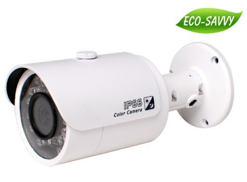 Find Bargain Dahua IPC-HFW4300S 3MP Eco-Savvy Weatherproof Hi Def IP Security Camera 3.6mm