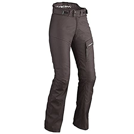 IXON IXONSUMLADY Pantalon Textile Summit Lady, Noir, Taille S