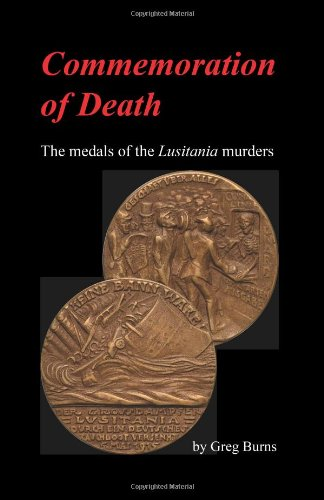Commemoration of Death: The medals of the Lusitania murders