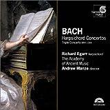 BACH. Harpsichord Concertos. Egarr/AAM
