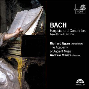 Bach: Harpsichord Concertos / Triple Concerto