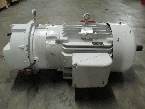 Baldor Rem 30 Hp Ac Motor 1760 Rpm 286T Tefc 460V Rebuilt Refurbished 286 T