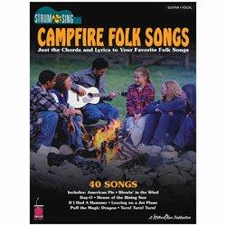 Hal Leonard Campfire Folk Songs Easy GuitarB00074FY9Q