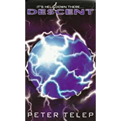 Descent (Book 1) by Peter Telep and Interplay Prod