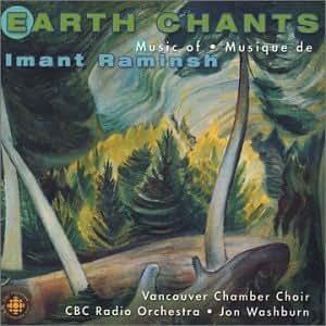 Imant Raminsh:Earth Chants