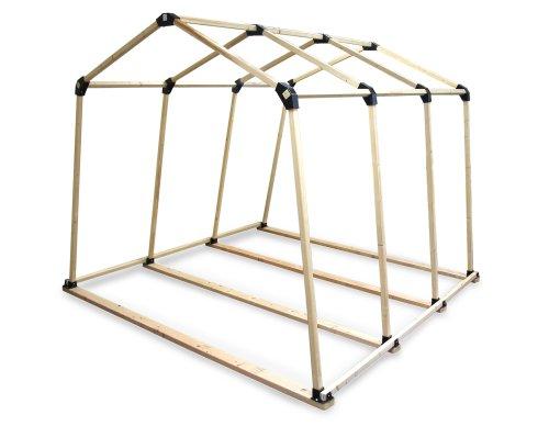 2x4basics  Easy-Up Enclosure Kit, Black