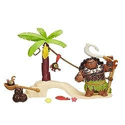 Disney Moana Maui the Demigod s Kakamora Adventure