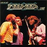 echange, troc Bee Gees - Here at Last Live