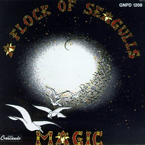A Flock of Seagulls - Magic [CASSETTE] - Zortam Music