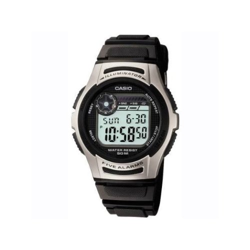 Casio Casual Mens Sports Watch W213-1AV