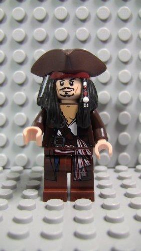 レゴ ミニフィギュア 【パイレーツ・オブ・カリビアン】 Captain Jack Sparrow_C
