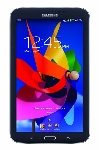 Samsung Galaxy Tab 3 7.0 T217A 16GB AT&T Unlocked GSM 4G LTE Dual-Core Tablet PC - Black
