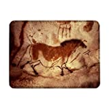 Rock painting of a horse, c.17000 BC by - iPad Cover (Protective Sleeve) - Art247 - IPads 1 And 2