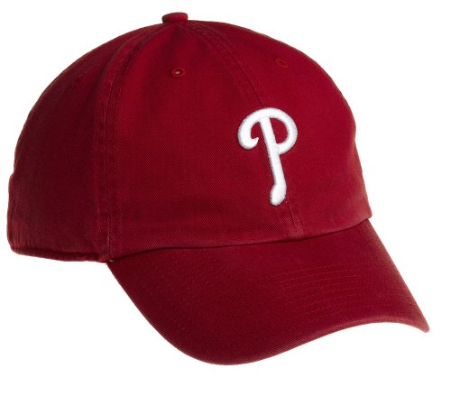 MLB Philadelphia Phillies Franchise Fitted Baseball Cap, Red,X-Large at Amazon.com