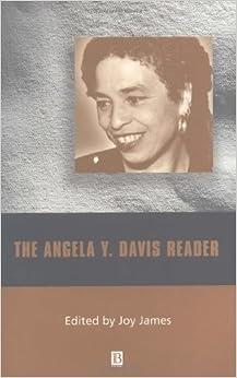 angela davis an autobiography summary