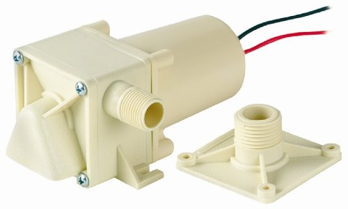 Little Giant 33BPLA 12 VDC In-Line Utility Pump