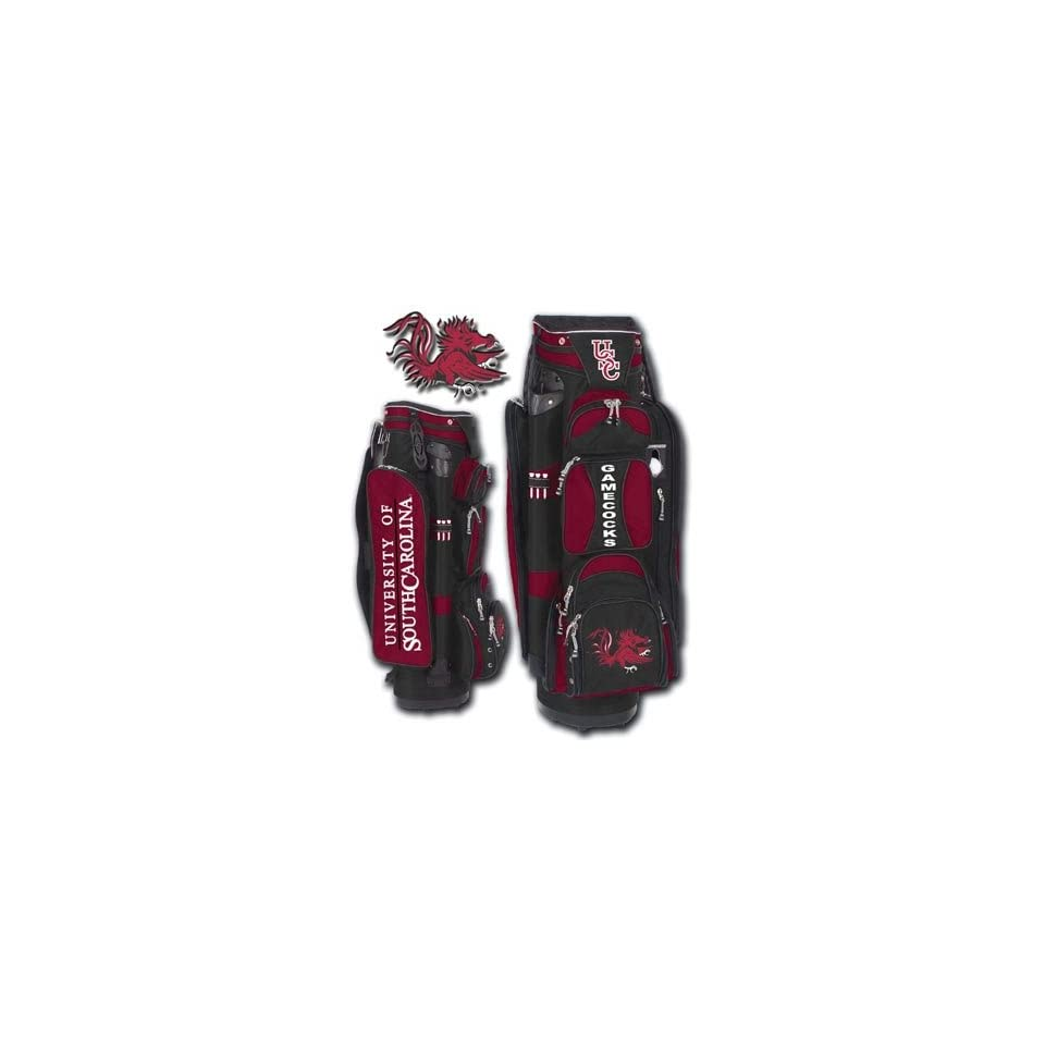 University of South Carolina Gamecocks Brighton Golf Cart Bag by Datrek   45327