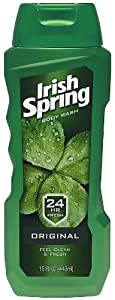 Irish Spring Body Wash, Original, 15 Ounce