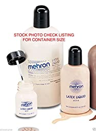 117 Mehron Liquid Latex (16 oz, Clear)