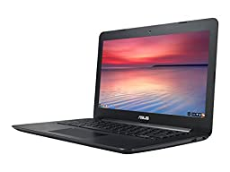 ASUS Chromebook 13.3-Inch HD with Gigabit WiFi, 16GB Storage & 4GB RAM (Black)