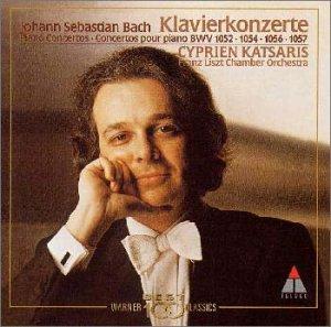 Bach:Piano Concerto No.1/3/5/6