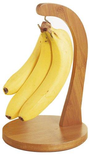 Lipper International 8856 Bamboo Banana Hanger