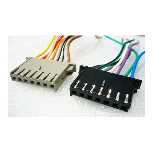 Amazon.com : Stereo Wire Harness OEM Dodge Intrepid 98 99 00 01 (car